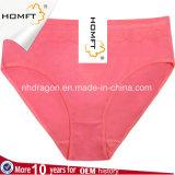 Sous-vêtements classiques de femmes de vente en gros de bas de coupure de lanière de couleur solide de dames