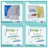 Kit rápido de la prueba del CEA de la etiqueta de plástico del tumor, prueba carcinoembrionaria del antígeno