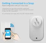 De slimme Stop van de Macht WiFi van het Huis Draadloze met Andorid/Ios APP voor de Elektronische Afstandsbediening van het Apparaat