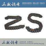 Wuyi Zhengshengのチェーン工場からの高品質08bのローラーの鎖の単一の未加工