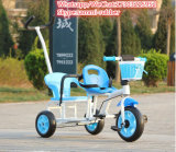 Поездка на игрушки для детей Дети три колеса велосипеда