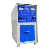 Máquina de calefacción electromágnetica de alta frecuencia de inducción de la soldadura del tubo de cobre