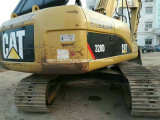 escavadora de rastos Caterpillar usados Cat 320d Escavadeira Original para venda