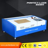 Máquina de gravura barata de venda quente do laser do carimbo de borracha 2017