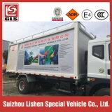 in der auf lager beweglichen Pumpe 25000L der Kraftstoff-Station-20FT für füllenden Diesel oder Benzin
