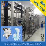 500L/H La ligne de production de lait pasteurisé