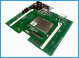 Extension einzelner Auto-DVD-Spieler-einziehbarer Bildschirm DES LÄRM-Universal7inch kapazitiver GPS Bluetooth A. Fernsehapparat-1080P