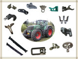 Soem kundenspezifische duktile Eisen-Gussteil-Wellen-Welle für Bauernhof-Traktor