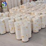 Resistente al agua de calidad alimentaria de 190 gramos de una sola cara del rollo de papel recubierto de PE para vaso de papel