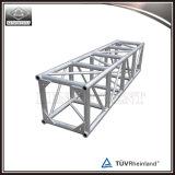 Алюминиевой ферменная конструкция квадрата этапа скрепленная болтами ферменной конструкцией