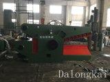 Q43-630 유압 금속 조각 가위 기계