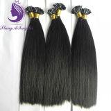 U cabelo queratina da ponta do cabelo humano Brasileiro Extensão (UT35)