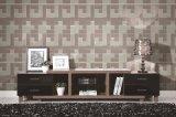 Grau 6X6inch/15X15cm glasierte glatte keramische Wand-Untergrundbahn-Fliese-Badezimmer-/Küche-Dekoration
