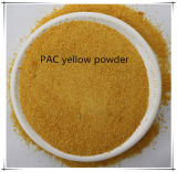 Het Poeder van het Chloride van het Poly-aluminium van de Prijs PAC 30% voor de Behandeling van het Water van het Afval