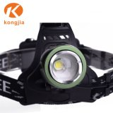 T6 Farol de alta potência da bateria recarregável 6000 LED de luz do farol