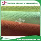 TNT PP Nonwoven Fabric más populares 100% biodegradables tejido Spun-Bonded