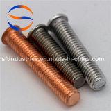 Винт M5*18 продетый нитку нержавеющей сталью (PT) ISO13918