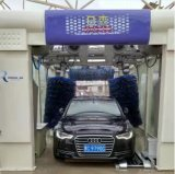 Tunnel Car Wash Máquina completamente automática de equipos de limpieza rápida de alta calidad del sistema