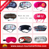 Eyeshade promocional de la línea aérea del algodón para dormir