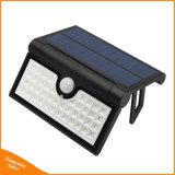 LED de luz solar dobrável de 42 Sensor de movimentos PIR jardim exterior luz de parede