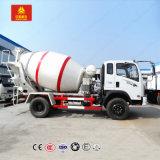 Sino 3立方メートル4X2のコンクリートミキサー車のトラック