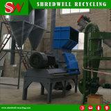 폐기물 펠릿 또는 격판덮개 또는 상자 톱밥을 만들기 위하여 재생을%s 목제 슈레더