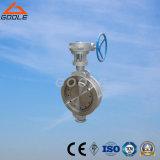 тип эксплуатируемый шестерней вафли нержавеющей стали 150lb/300lb клапан-бабочка (GAD373W)