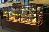 vitrina de bolos multifuncional no Café ou no restaurante ou hotel