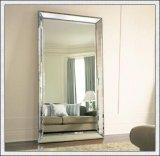 espejo de plata claro/coloreado de 2-8m m para vestirse/decoración/cuarto de baño