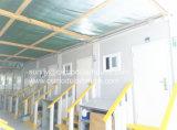 Casas modulares del envase para el proyecto de los E.E.U.U.