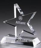 K9 kent de Trofee van het Glas van het Kristal Nr 1 toe