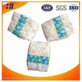 Venda por grosso de tamanho Mini amostra grátis fraldas fraldas para bebé Marcas Personalizadas