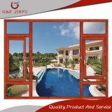 Insect-Proof Openslaand raam van uitstekende kwaliteit van de Luifel/van het Blind met het Profiel van het Aluminium