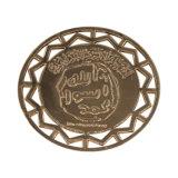 再生利用できる記念品の硬貨の金属のコイン・ゴールドの硬貨亜鉛合金の硬貨