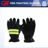 消火活動のスーツのHightの品質の手袋