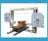 Cnc-sah Steindiamant-Draht Maschinen-Ausschnitt-Granit-/Marmor-Block