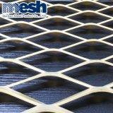 [إإكسبند] معدن فولاذ ماس لوحة شبكة زخرفة [ستيل بلت] شبكة