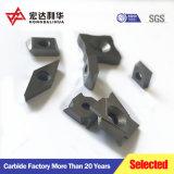 Las puntas de carburo de diversos tamaños para herramientas de corte