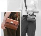 Women Fashion Handbags Designer広州の工場PUの革女性ハンドバッグ