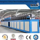 Réseau moderne de plafond de matériaux neufs de construction de bâtiments formant la machine