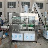 Preço competitivo monobloco de alta qualidade 250ml de leite automática e sumo de máquina de enchimento de garrafas de vidro