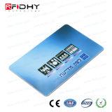 Boleto de papel imprimible de la inyección de tinta RFID para el transporte