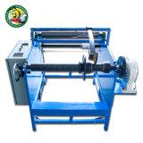 Manual de mejor venta de papel de aluminio el Corte y rebobinado de la máquina para el hogar rollos de papel de aluminio