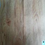Papel decorativo de madera Width1250mm de la melamina