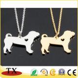 カスタマイズされたロゴのペット札のための高品質の金属Dogtag