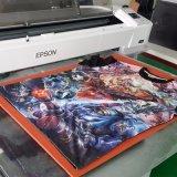 Impresora industrial LED de la botella de 8 impresora de inyección de tinta ULTRAVIOLETA de la mejor DTG del precio de los colores para la impresión de la botella de cristal