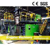 Kasten-Aufspeicherungs-Strangpresßling-Blasformen/formenmaschine