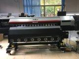 Xaar 1201 de 1,8 m de ancho de Impresión Digital impresora UV