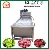 Lavatrice della bolla per la sabbia sul lavaggio di superficie delle verdure
