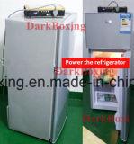 80000mAh Powerbank Iluminación LED con coche altavoz Bluetooth Menu